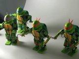 優必選定製的積木忍者神龜