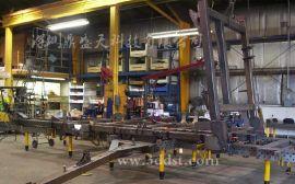 多功能焊接平台 三维柔性焊接工装