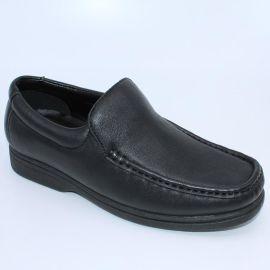 休閒男皮鞋