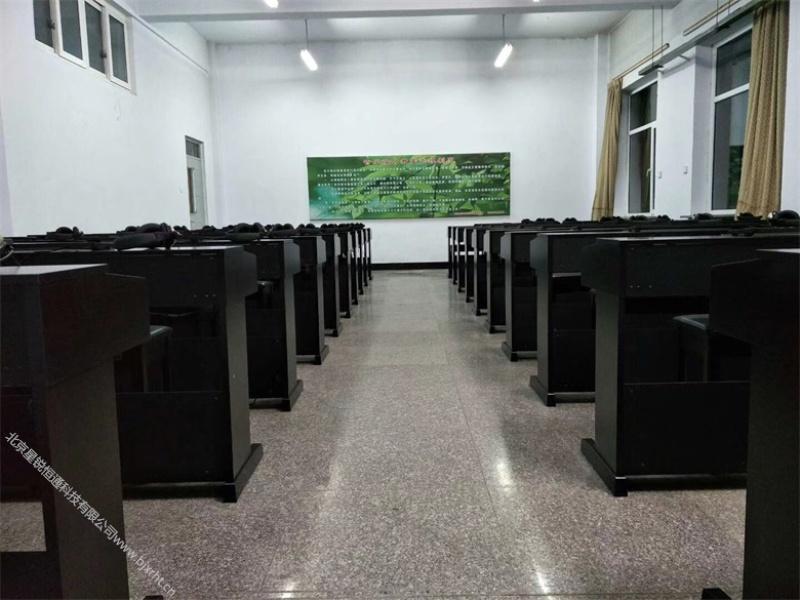 电钢琴实训室高清一体摄像机 指法监视器