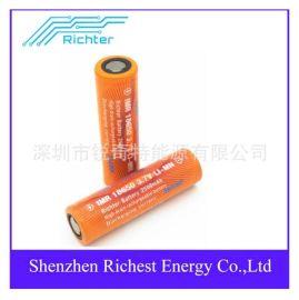 批量供应IMR18650 高倍率 电子烟电池