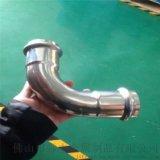 不鏽鋼水管 304不鏽鋼水管接頭 卡壓式水管配件廠家
