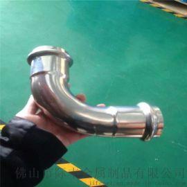不锈钢水管 304不锈钢水管接头 卡压式水管配件厂家
