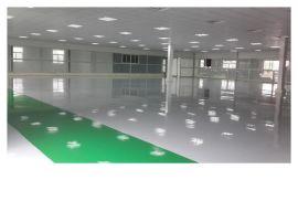 东莞地坪漆施工 厂房地坪环氧平涂净化车间地坪施工