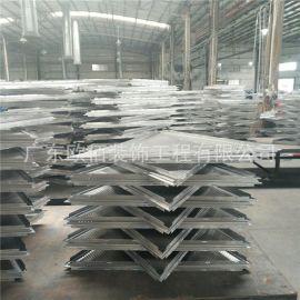 新型三角形铝扣板吊顶 冲孔等边三角形铝天花板材料
