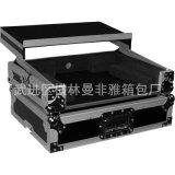 厂家定制高端dj拉杆航空铝箱 铝合金仪器设备箱