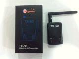 FPV 5.8G图传TX-5D 600mw fpv航拍发射机 支持HDMI视频双输入