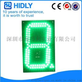 8字屏 油价显示屏 油品灯箱 LED油价屏