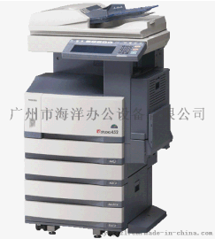广州大型彩色数码复合机租赁服务!耗材全包,维保免费
