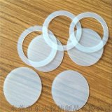 廠家專業生產 隔熱自粘矽膠墊 圓形緩衝矽膠墊