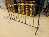 道路鐵馬 鐵馬護欄 臨時隔離網 可移動護欄 臨時圍欄