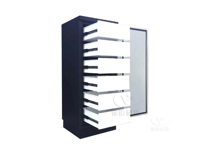 防磁櫃 杭州福諾防磁櫃 超強防磁外界5000高斯內部僅感應3-4高斯