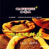 咖啡碳纖維、咖啡碳絲、咖睿絲、(長絲、短纖紗)