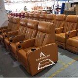 承接电影院工程影院座椅 赤虎批发高端电动伸展vip影院沙发