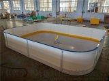 拆卸方便室外竞技溜冰场滑冰场