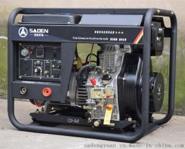 250A柴油发电电焊机|不用电的发电机