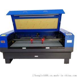 彩色海绵EVA激光切割机 包装内衬材料雕刻机