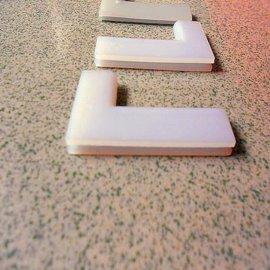 批发尼龙滑块 钢板防护罩滑块 钣金罩导向滑块 机床滑动块