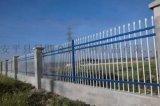小区锌钢围栏网@邱县小区锌钢围栏网厂家表面处理