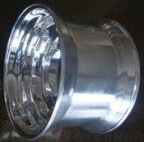 黑龍江卡車14鍛造鋁合金輪轂輕量化萬噸級鍛造輪轂