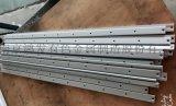 南京鋁材廠供應鋁型材擠壓鑽孔攻牙攻絲銑孔沉孔