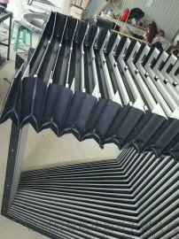 雕刻机专用风琴防护罩,雕刻机导轨风琴式防护罩