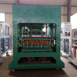 性能稳定液压免烧制砖机 空心透水制砖机