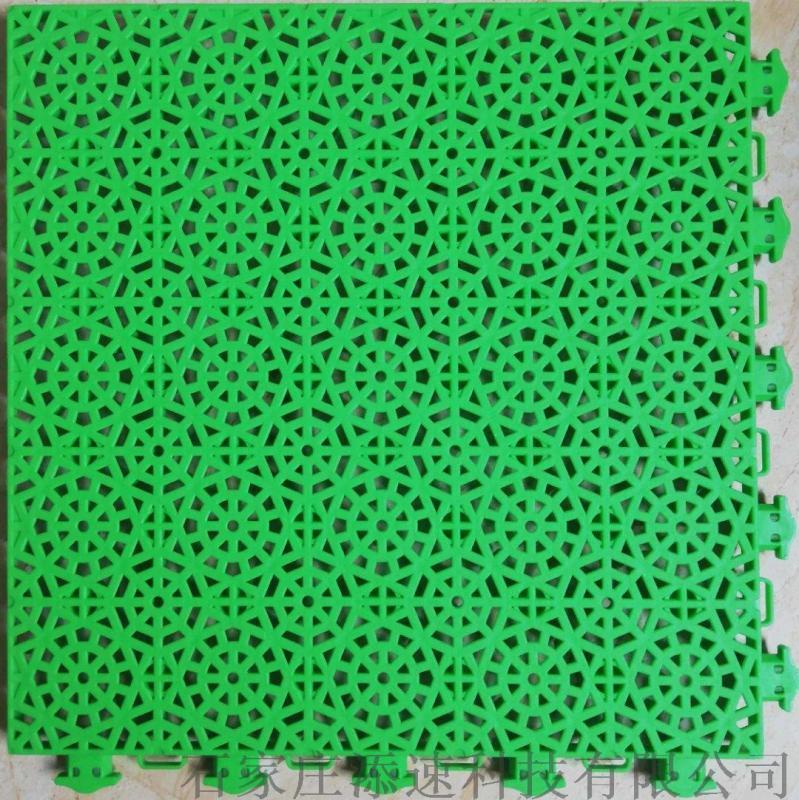 河南弹垫双米拼装地板多少钱