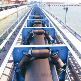 甘肃圆管带式输送机 不锈钢输送机加工定制