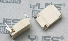 PCB连接器3.5 高压插针2P 90度连接器
