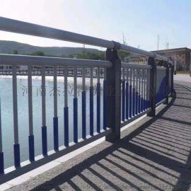 高速桥梁防撞护栏厂家不锈钢复合管栏杆
