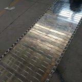 不鏽鋼輸送鏈板  金屬輸送鏈板   排屑鏈板