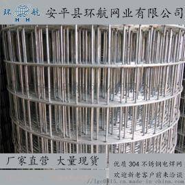 供应200丝电焊网环航网业    不锈钢网镀锌网