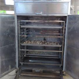 热风循环烘箱 山药片玛咖片烘干机 气电两用烘干箱