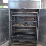 熱風迴圈烘箱 山藥片瑪咖片烘乾機 氣電兩用烘乾箱