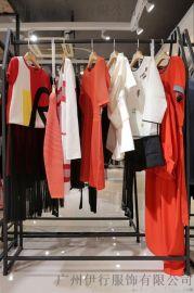 品牌尾货 芮玛广州品牌折扣时尚女装批发 广东品牌服装尾货库存批发 北京哪里有大型尾货批发市场