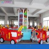兒童樂園12座消防戰車設施,新型中小型遊樂設備廠家