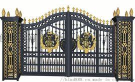 鋁藝門、別墅庭院門、外牆鋁大門