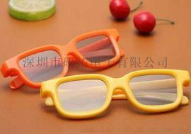 甲壳虫款3D眼镜,家庭3d眼镜,儿童偏光3D眼镜