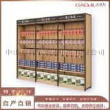 零食货架 便利店货架 钢木货架 吉秀尔货架