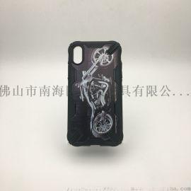 佛山鸿火3D彩绘手机壳定制工厂