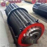 500*1800捲筒小吊機 雙樑行車起升鋼絲繩捲筒