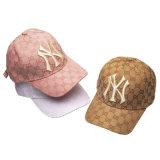 在唐定制棒球帽 NY提花棒球帽 logo刺绣棒球帽