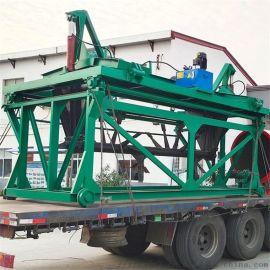 牛粪有机肥发酵主配翻堆机 成套生产设备价格