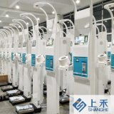 身高体重血压一体机 郑州超声波体检机厂家
