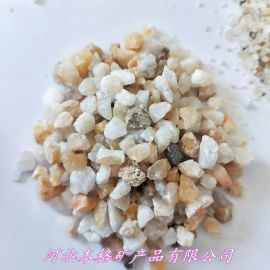 铸造石英砂 水处理滤料精致白色石英砂20-40目
