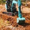 胶轮挖掘机 小型压路机厂家 六九重工拖拉机开沟机果