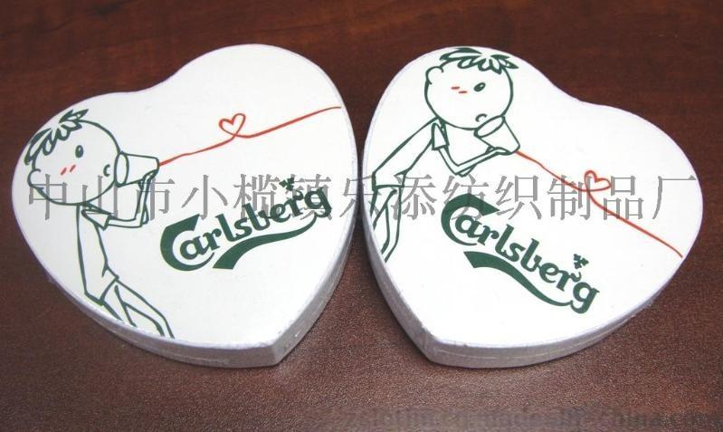 厂家直供广告创意礼品纯棉印花广告压缩T恤