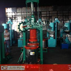 大型液压榨油机 双料桶 高效益 新型大豆液压榨油机