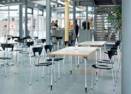 众晟办公家具多功能折叠会议桌